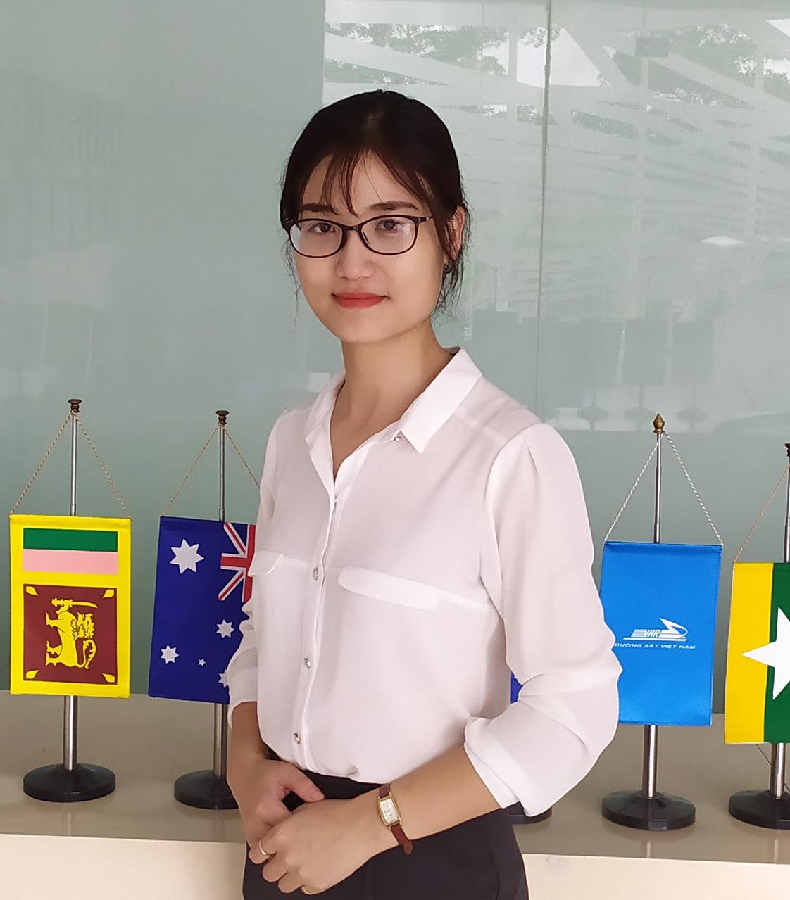 Ms. Tran Ha Thai (Rena)