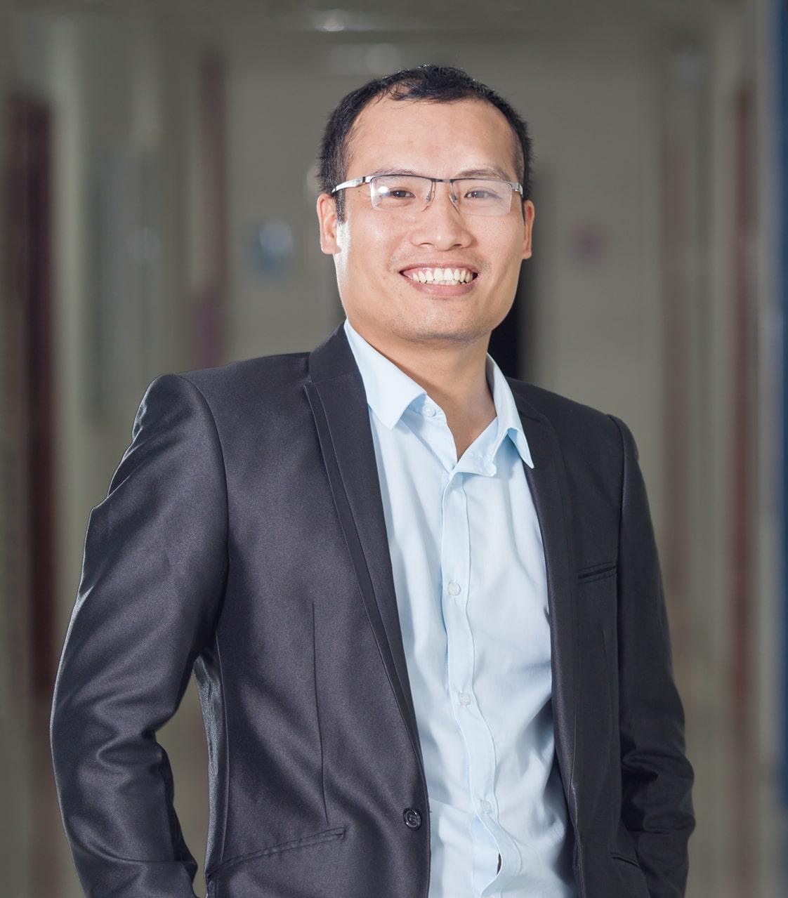 Mr. Ta Hoang Dung (Louis)