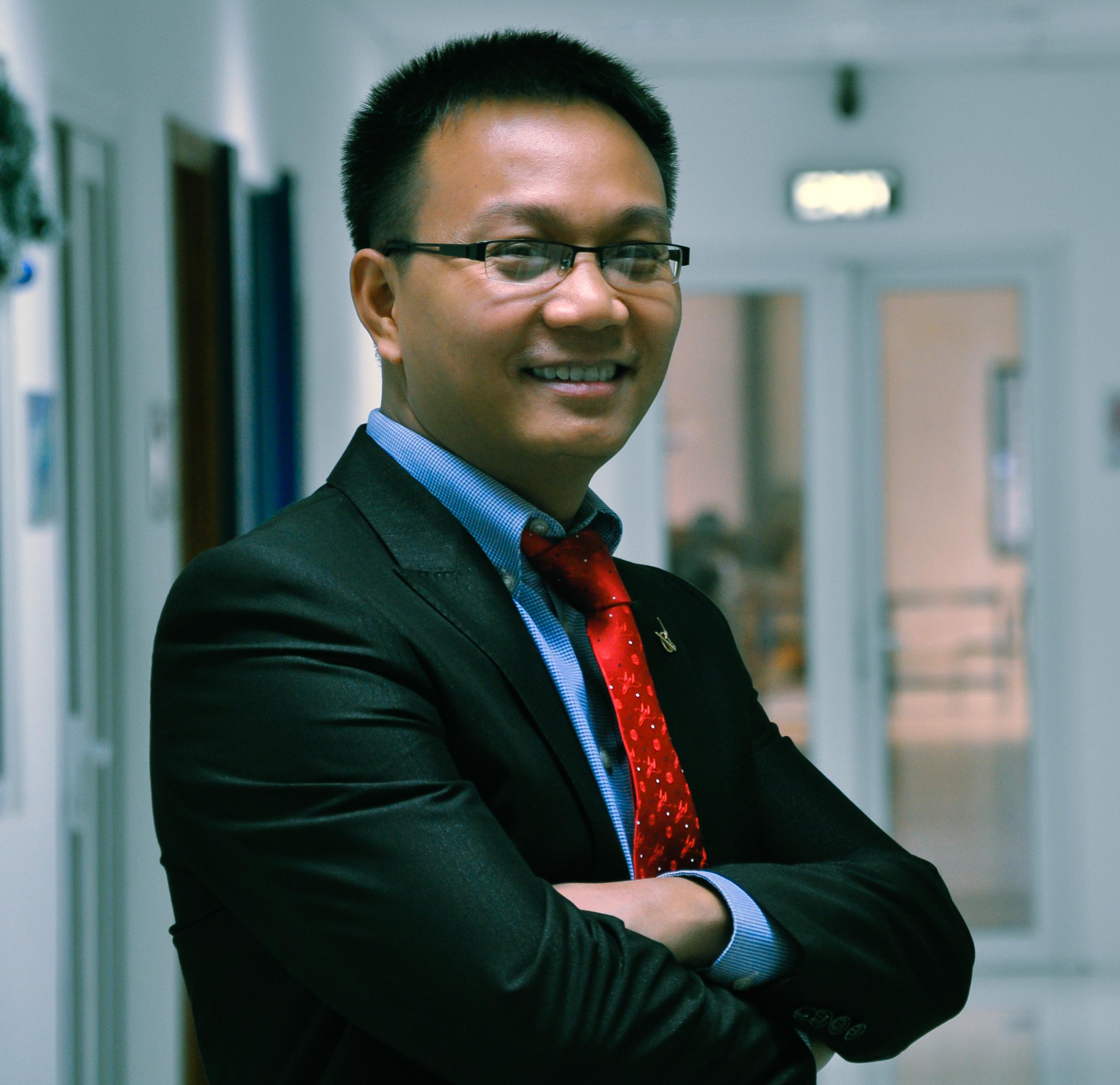 Mr. Tran Hai Dang (Nicholas)