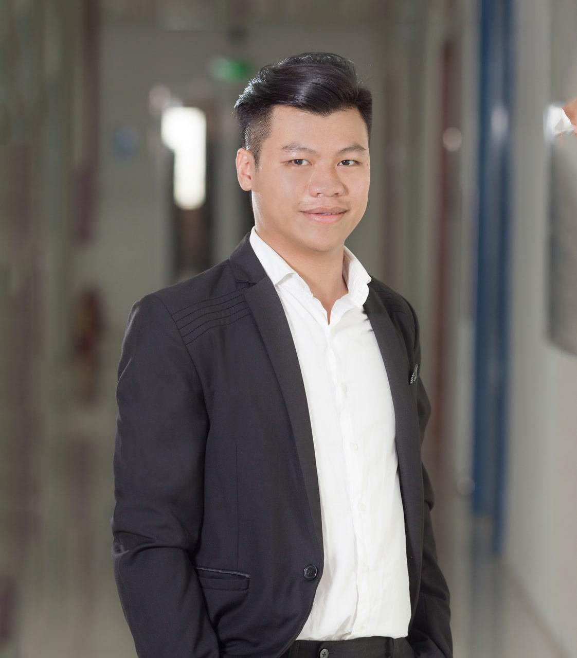 Mr. Nguyen Cuu Trang (Harold)