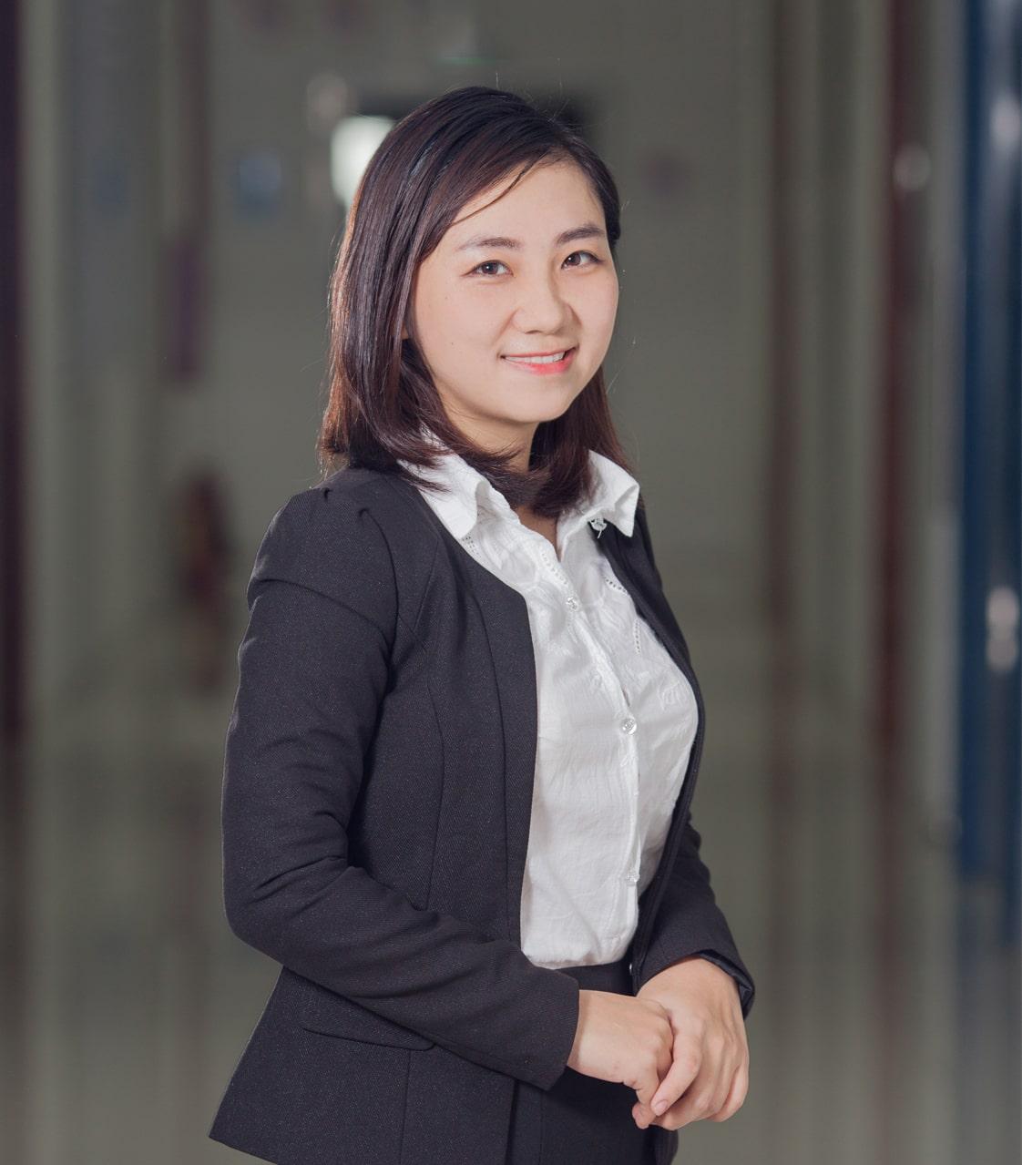 Ms. Vu Thi Ngoc Hoa (Flower)