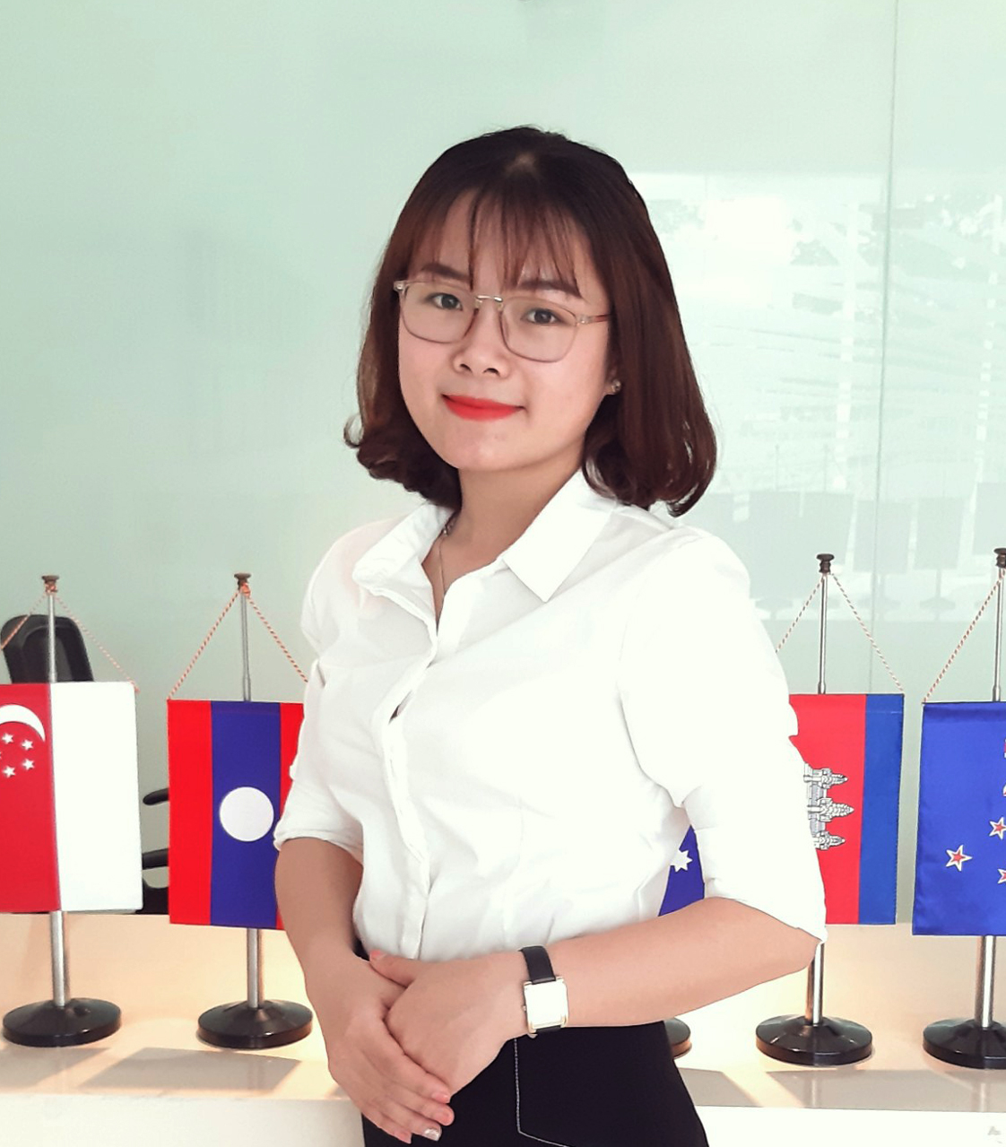 Ms. Vo Mai Phuong (Lucy)