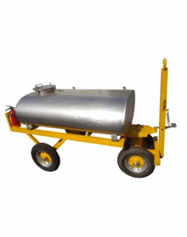Fuel Draining Cart