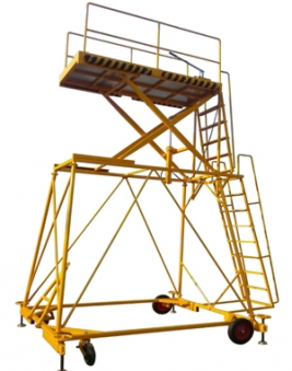 Maintenance Stair 4,5 m
