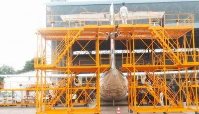AESC và dự án dàn Dock cho hãng hàng không Myanmar National Airlines (MNA)