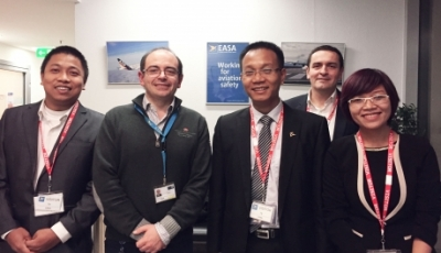 Interview with POA staffs on AESC becoming the only EASA POA in Vietnam
