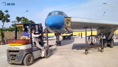 AESC – First Vietnamese maintenance organization approved by EASA