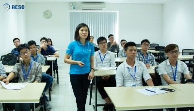 Internship program of Hanoi University of Science and Technology students